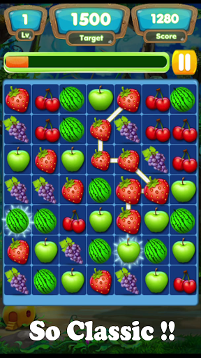 Fruit Link - Fruit Legend - Free connect game apktram screenshots 3