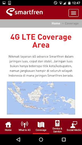 Smartfren 4G LTE Edukasi  screenshots 2