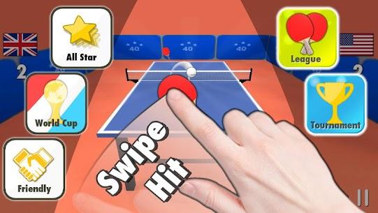 Masa tenisi 3D Apk Son Sürüm 2021 1