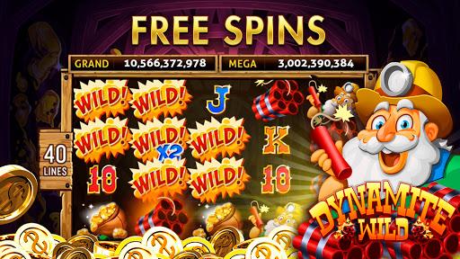 Club Vegas: Online Slot Machines with Bonus Games screenshots 1