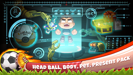 Download Head Soccer Mod Apk 6.11.0 [Latest Version For Android/IOS] 5