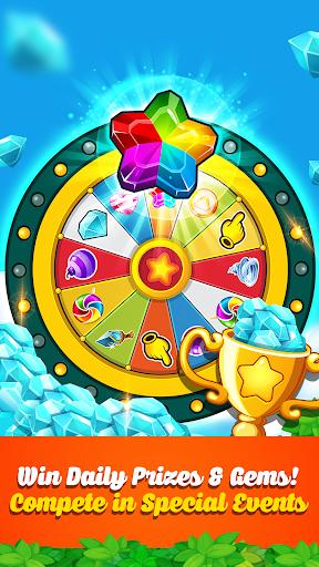 Addictive Gem Match 3 - Free Games With Bonuses  screenshots 2