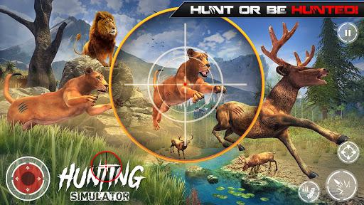 Wild Assassin Animal Hunter: Sniper Hunting Games  screenshots 2