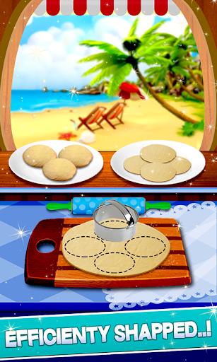 Panipuri Maker Indian Cooking Game screenshots 3