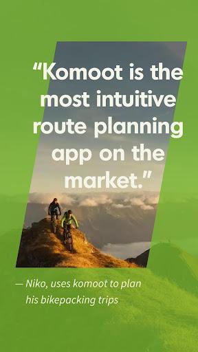 Komoot u2014 Cycling, Hiking & Mountain Biking Maps 10.21.15 Screenshots 6
