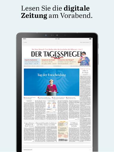 Der Tagesspiegel - alle aktuellen News des Tages For PC Windows (7, 8, 10, 10X) & Mac Computer Image Number- 17