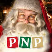 icono PNP–Polo Norte Portátil™ Llamadas/videos de Santa