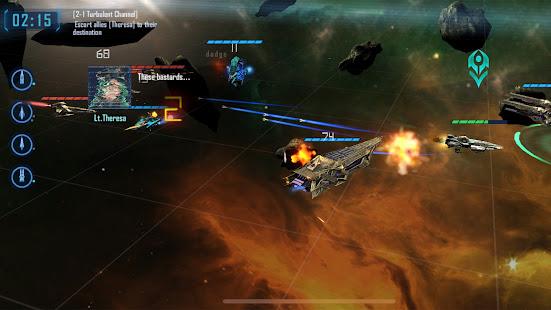 Galaxy Reavers 2 - Space RTS Battle 1.0.961 Screenshots 5