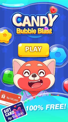 Candy Bubble Blast  screenshots 1