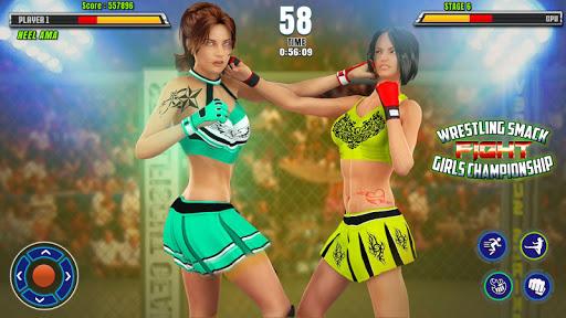 Superstar Girls Wrestling Championship 2018 Screenshot 1
