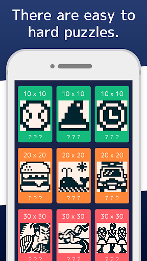 Nonograms 999 griddlers 1.8 screenshots 9
