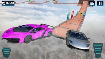 Ramp Car Gear Racing 3D: New Car Game 2021
