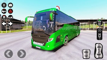 Usa Bus Simulator 2021 Coach Bus Driving Car Games
