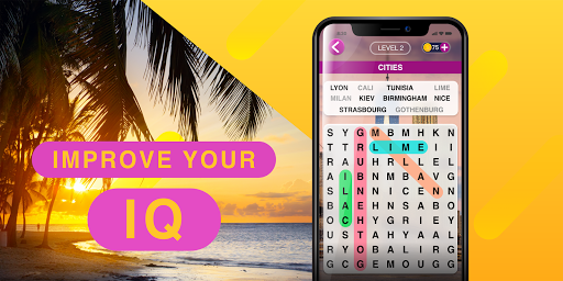 Word Search Journey - Free Word Puzzle Game modavailable screenshots 5