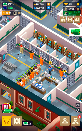 Prison Empire Tycoon - Idle Game goodtube screenshots 11