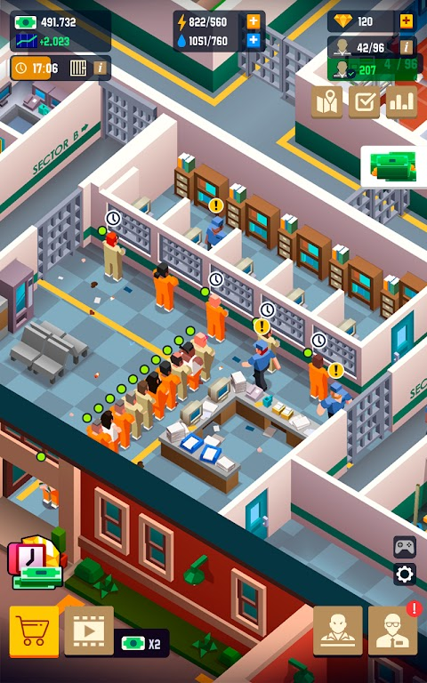 Prison Empire Tycoon - Idle Game  poster 10