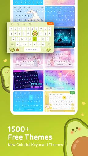 Facemoji Emoji Keyboard:Emoji Keyboard,Theme,Font 2.7.8.2 screenshots 3