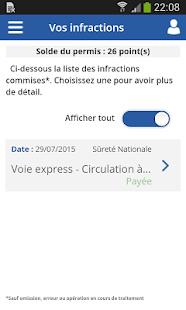 Infractions routiu00e8res 1.5 Screenshots 5