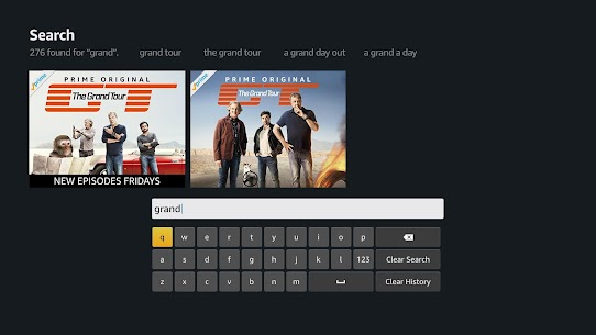 Prime Video – Android TV 4