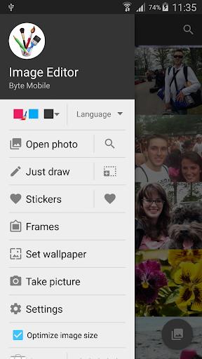 Image Editor  Screenshots 1