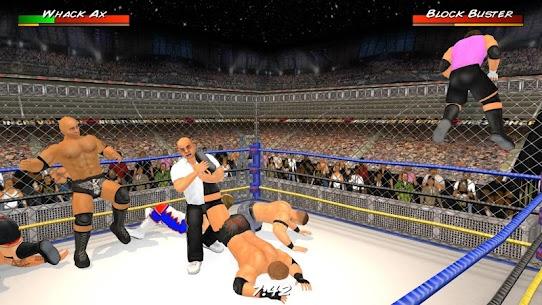 Wrestling Revolution 3D Mod APK (Unlocked Everything) 1