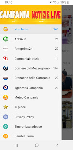 Download Campania Notizie Live For PC Windows and Mac apk screenshot 1