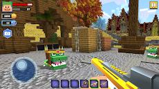 Fire Craft: 3D Pixel Worldのおすすめ画像1