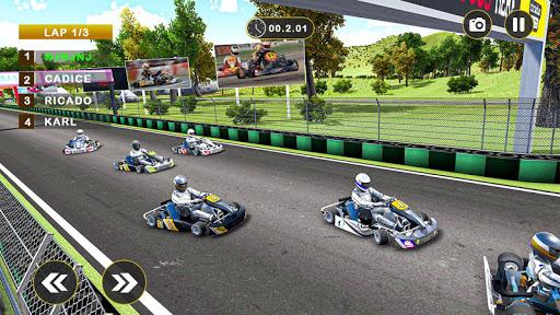 Ultimate Go Kart Racing Games 2021 : Kart Valley 1.0.1 screenshots 2