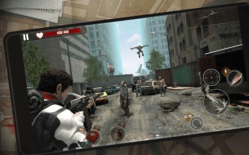 ZOMBIE HUNTER: Offline Games apktram screenshots 24