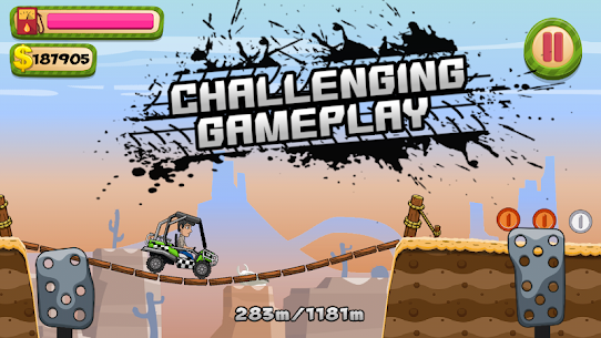 Hill Racing – Offroad Hill Adventure game 3