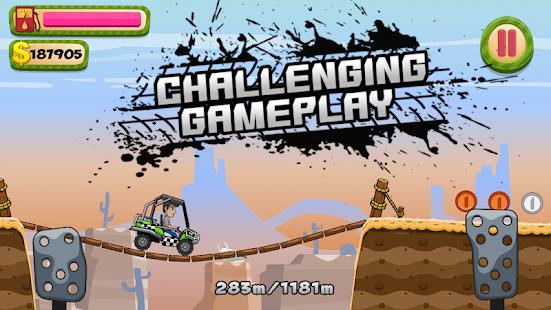 Hill Racing – Offroad Hill Adventure game 1.1 screenshots 3