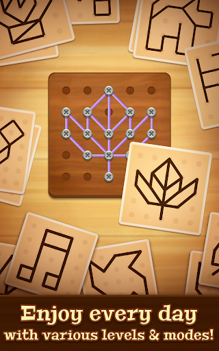 Line Puzzle: String Art 21.0304.09 screenshots 5
