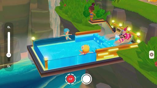 My Little Paradise: Island Resort Tycoon  screenshots 1