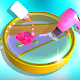 Epoxy Jewelry Demolding! Satisfying Resin Art ASMR para PC Windows