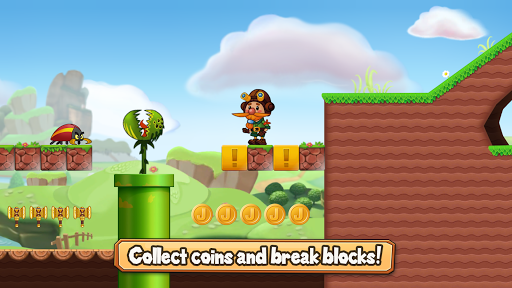 Jake's Adventure: Jump world & Running games! ud83cudf40 2.0.3 screenshots 1