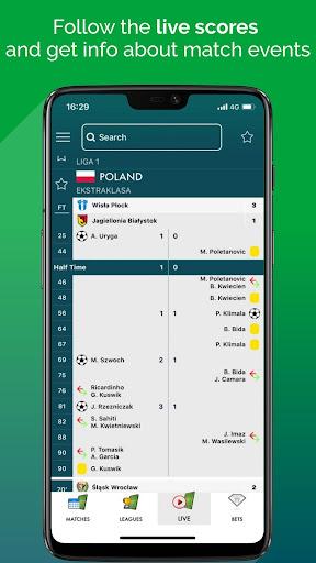 BetMines Free Football Betting Tips & Predictions 2.3 Screenshots 4