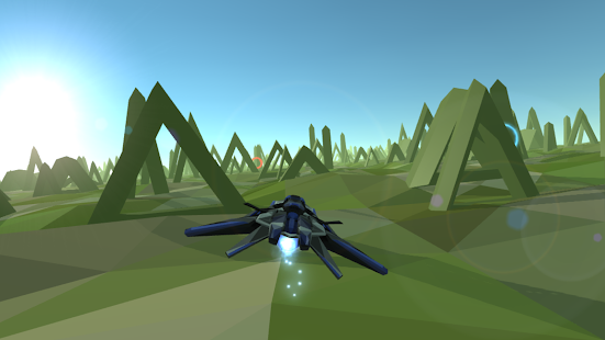 PolyRunner VR Screenshot