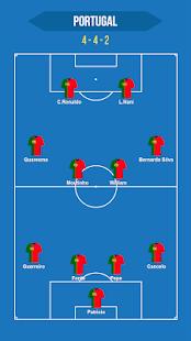 Football Squad Builder - Strategy, Tactic, Lineup 2.6.7 Screenshots 5