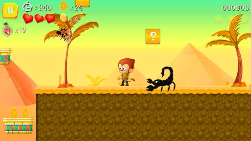 Super Kong Jump - Monkey Bros & Banana Forest Tale  screenshots 8