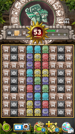 Glyph of Maya - Match 3 Puzzle 1.0.28 screenshots 6