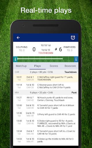 49ers Football: Live Scores, Stats, Plays, & Games 9.1.2 screenshots 18