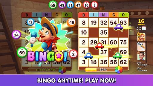 Bingo Win Cash - Lucky Holiday Bingo Game for free  screenshots 3