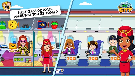 My City : Airport [Paid, MOD] For Android 2