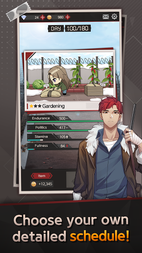 Dangerous Shelter - Your Life is Your Choice screenshots 15