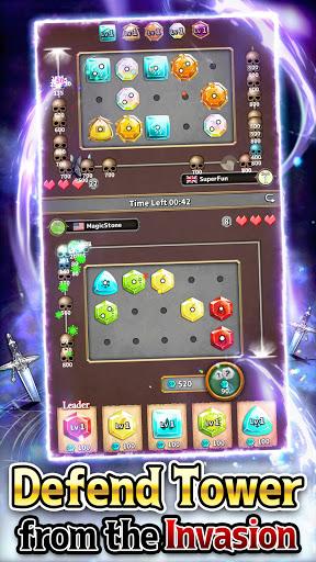 Magic Stone Arena: Random PvP Tower Defense Game https screenshots 1