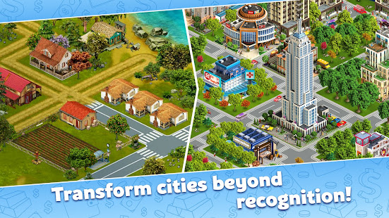 Golden Valley: City Build Sim apk