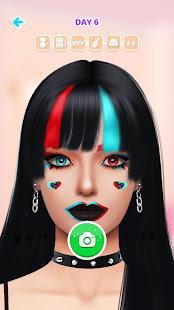 メイクアップアーティスト:メイクアップゲーム、ファッションスタイリスト