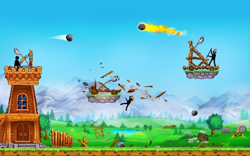 The Catapult 2: Grow Castleu30fbTower Defenseu30fbStickman goodtube screenshots 9