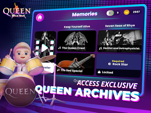 Queen: Rock Tour - The Official Rhythm Game 1.1.2 screenshots 23
