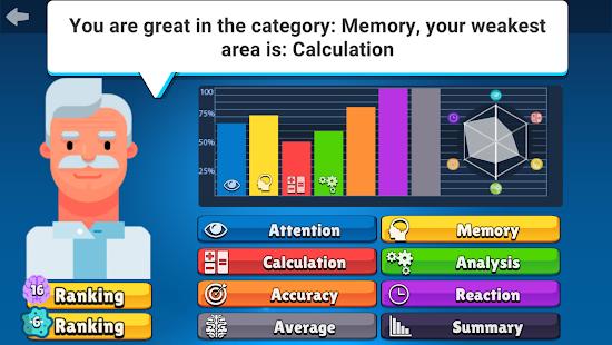 Neurobics: 60 Brain Games screenshots 17